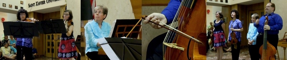 The 49th Annual Viola da Gamba Society of America Conclave Presents Harmonie Performing Dutch Music of the 17th Century